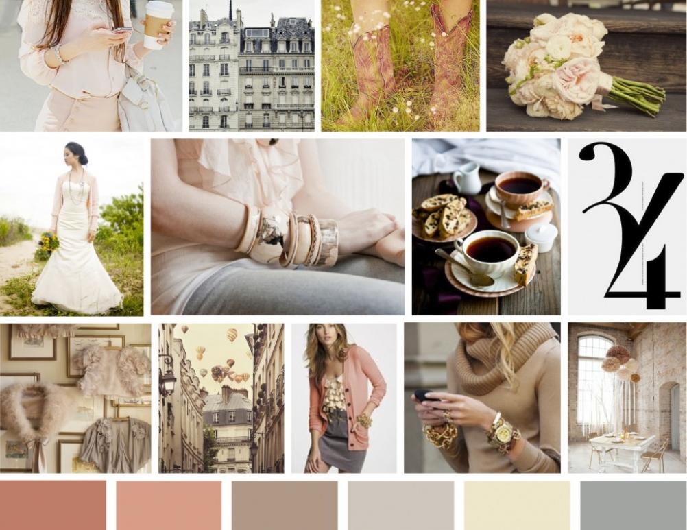 Lauren Wakefield Photography Design Board