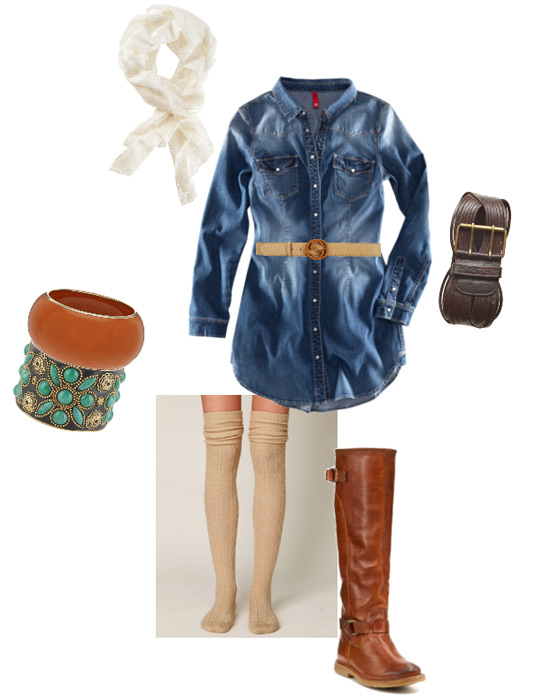 Midwest Fashion, Hoedown Fashion, Country Fashion