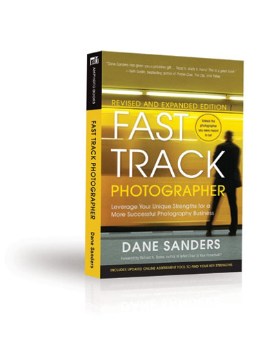 Fast Track Photographer, Dane Sanders, Success