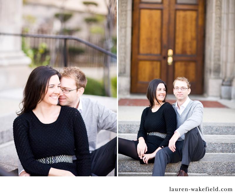 Chicago Wedding Photographer, Lakefront Engagement Photos