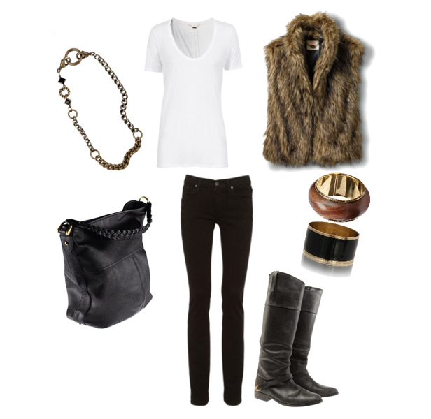 Fur Vest, Faux Fur Vest, Fashion Trends, Fashion Friday
