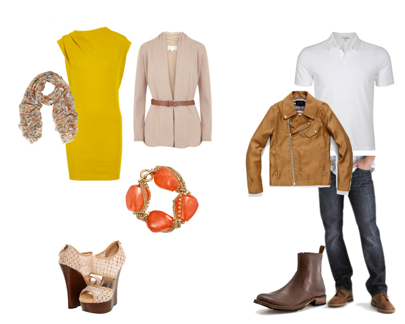 Fashion Friday, Engagement sessions, what to wear on an engagement session, photo outfits