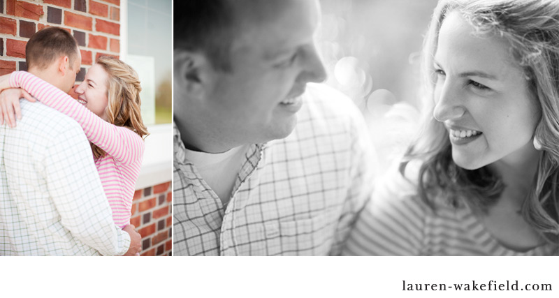 Coxhall Gardens, engagement photography, Erica and Terry