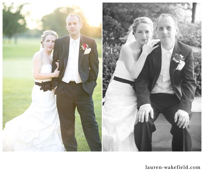 Indianapolis Wedding Photographer, Indianapolis Museum of Art, Sunset wedding photos, IMA, Erica and Terry