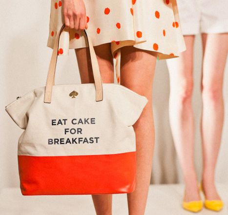 Eat-Cake-for-Breakfast-Kate-Spade-Bag, kate spade, birthday, 27, eat cake for  breakfast