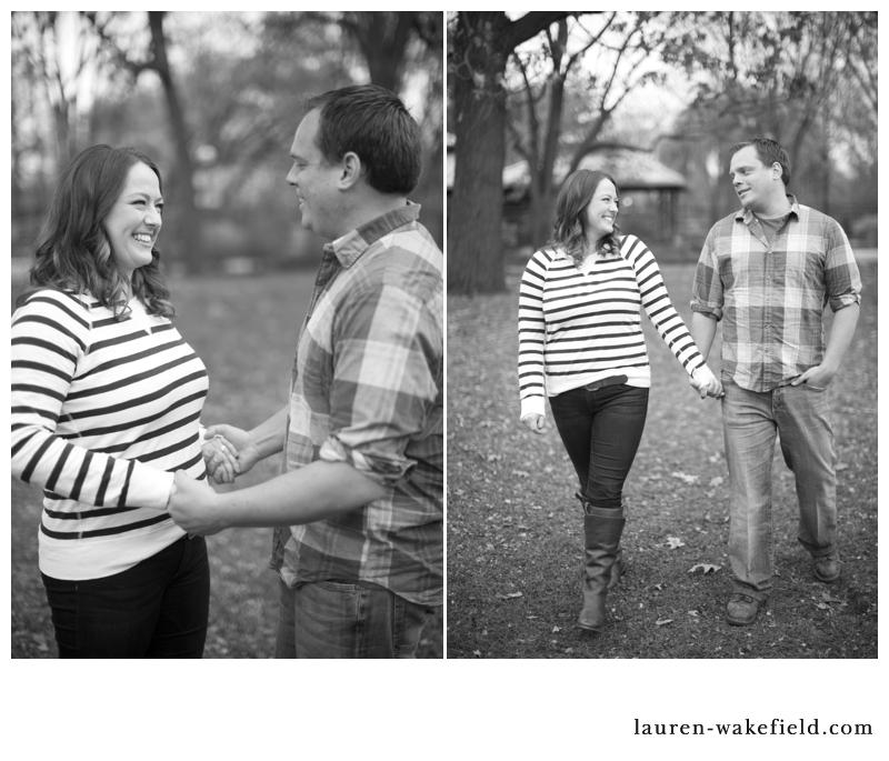 Chicago wedding photographer, chicago engagement photographer, lincoln park engagement photos, lincoln park, lincoln park nature walk, jen and dan