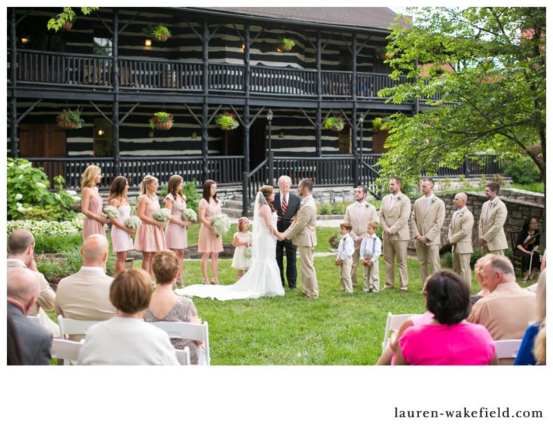 Buffalo Trace Distillery Wedding | Sara Brandon Married Buffalo Trace Distillery Wedding Lauren