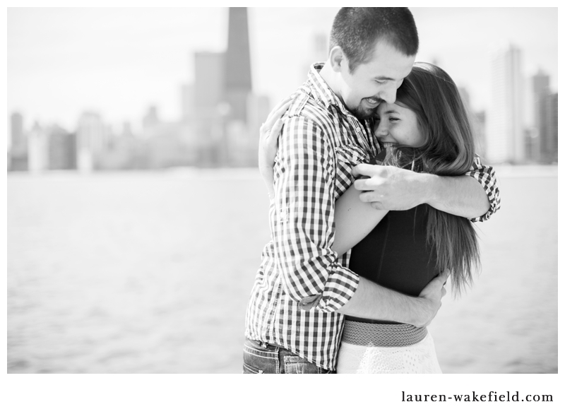 The Arnold Family Chicago Proposal Photographer Lauren Wakefield