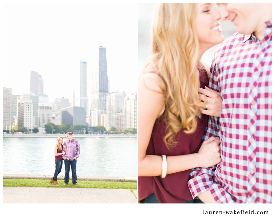 engagement photos, olive park engagement photos, chicago wedding photographer, olive park_002