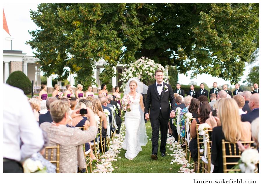 Ashley Bart Married Chicago Wedding Photographer Lauren Wakefield