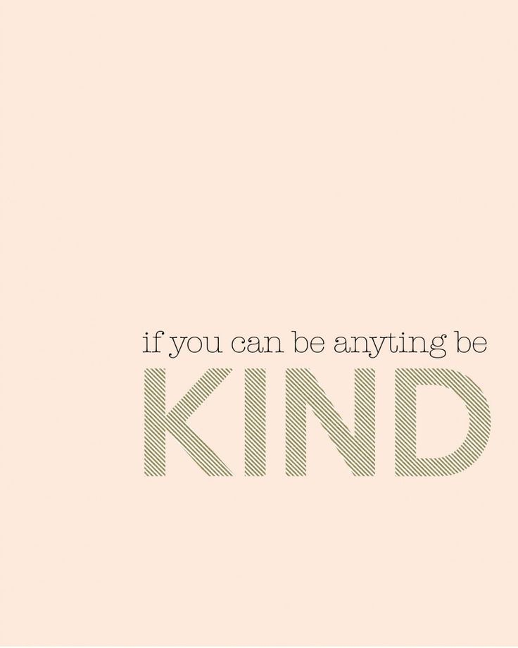 be kind, be kind to one another, the ellen degeneres show, show kindness, kind